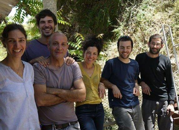 ישראלים ופלסטינאים מעצבים ביחד