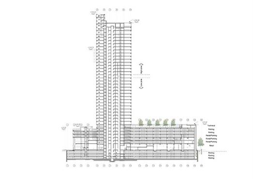 ChampionTower_Dwg-Section_MYSArchitects-BW