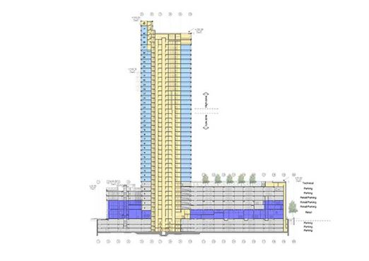ChampionTower_Dwg-Section_MYSArchitects