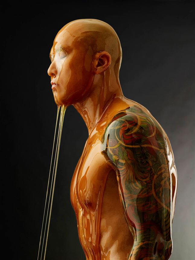 blake-little-honey-covered-humans-preservation-designboom-09