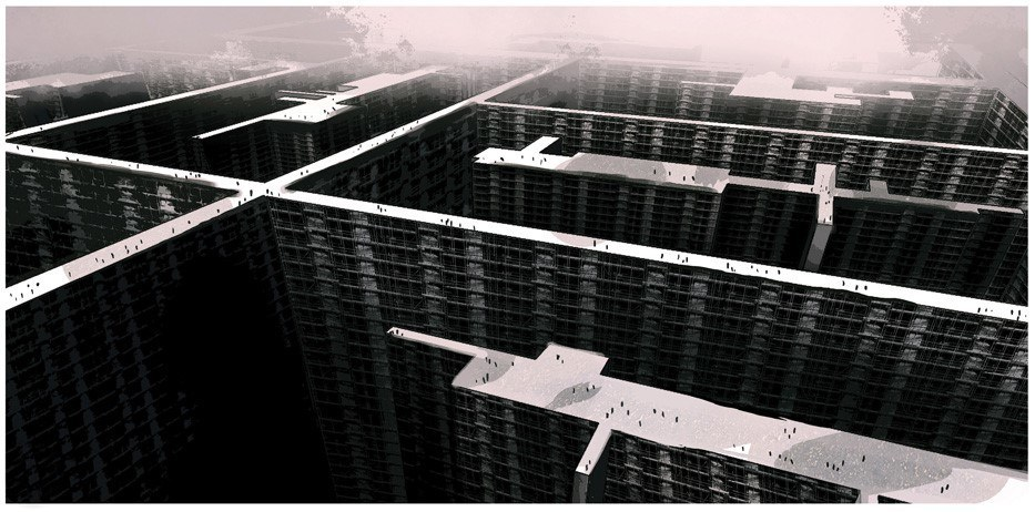 הארכיטקטורה של דולי סיטי