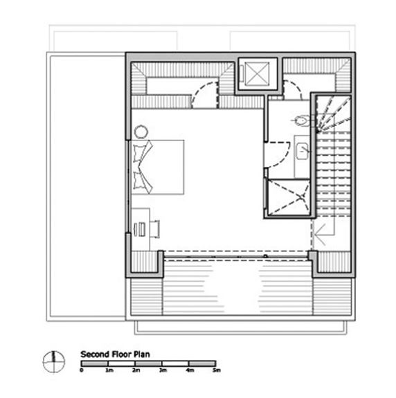 orly-shrem-house_second-floor--plan