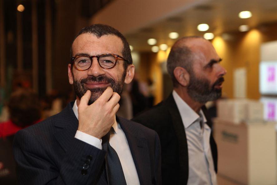 מסימיליאנו גואידו ראש לשכת הסחר האיטלקית