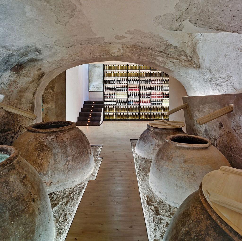 מרכז היין הספרדי  Escuela del Vino