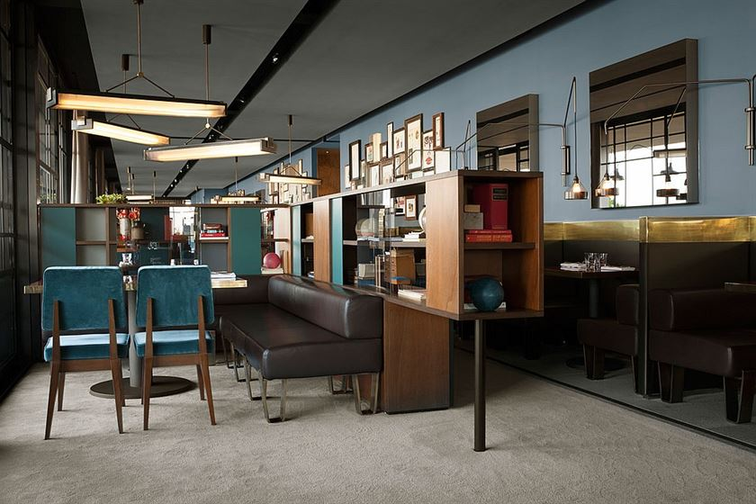 Project: Ceresio 7. Firm: DIMORESTUDIO. Location: Milan. Photography by Silvia Rivoltella.