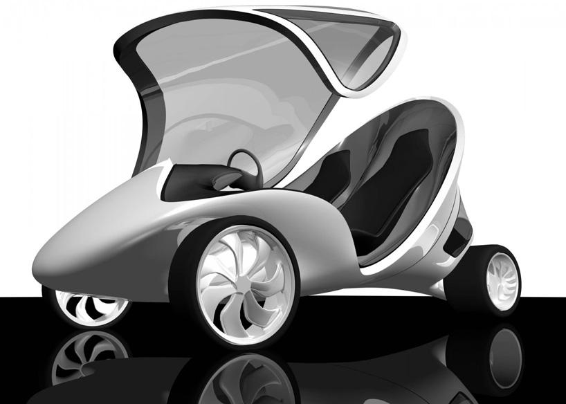 כאשר אדריכלים מעצבים כלי רכב