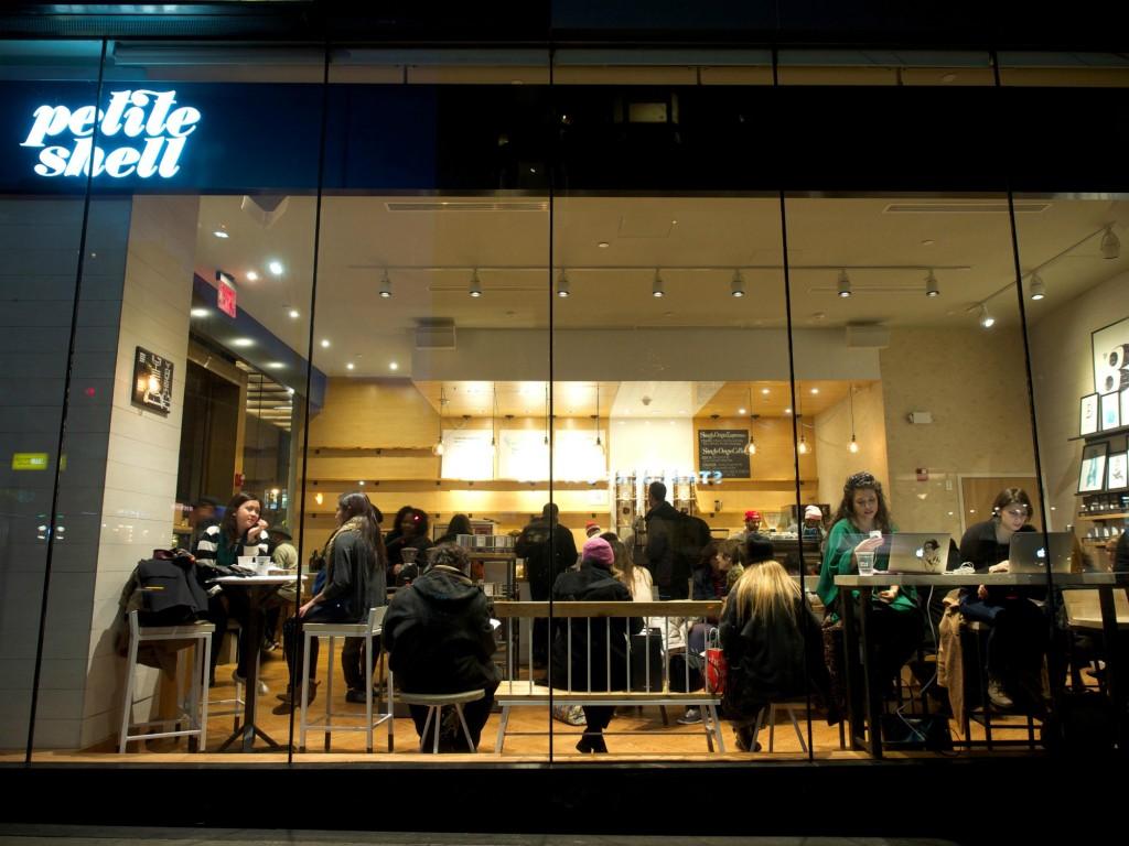 ירון טל עיצב בית קפה חדשני במנהטן