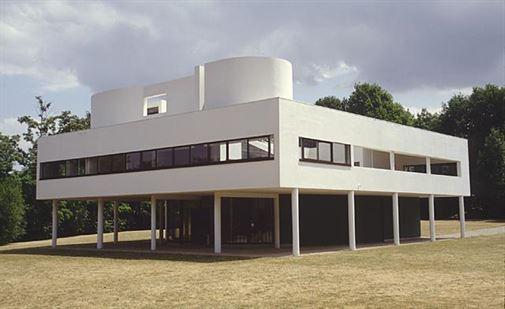 savoye Le Corbusier