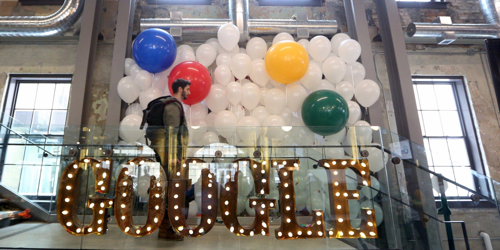 המשרדים המטורפים ביותר של Google בעולם