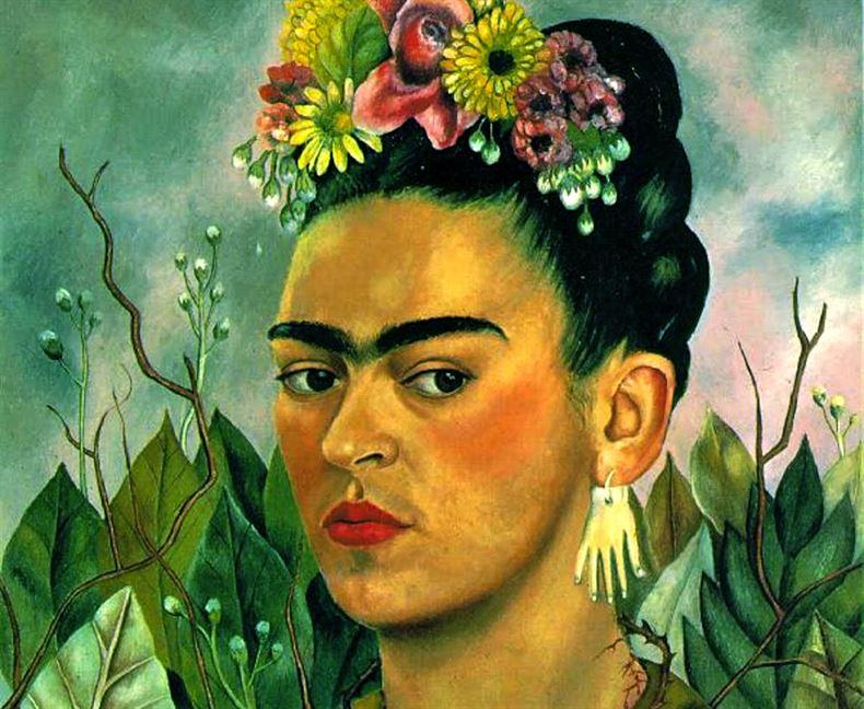 תערוכת צמחים מעולמה של פרידה קאלו
