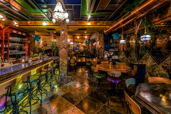 Concierge (Israel), International Bar  Tamir Ben Zion Architecture & Design