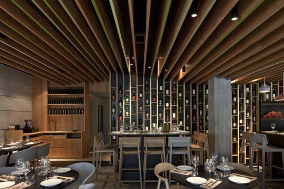Bindella (Israel), International Restaurant  Pitsou Kedem Architects & Baranowitz-Amit Design Studio