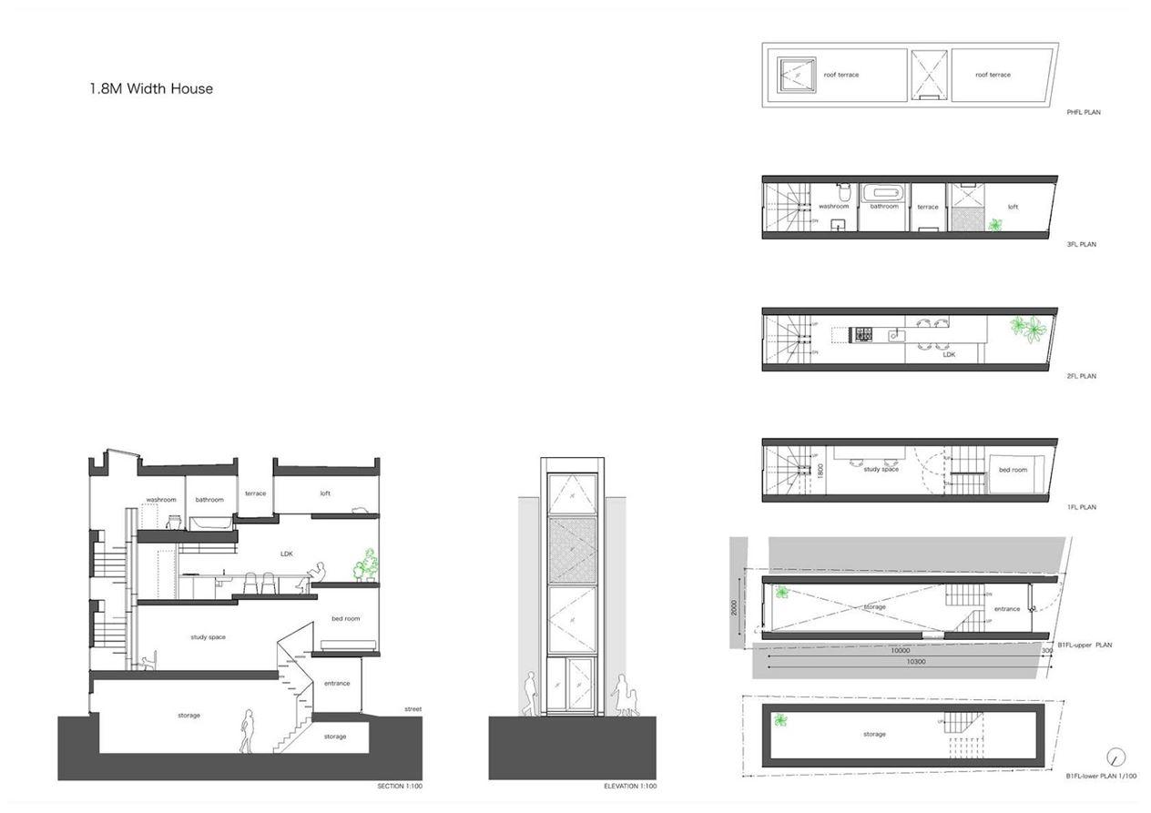1.8-M Width House 10 SSA