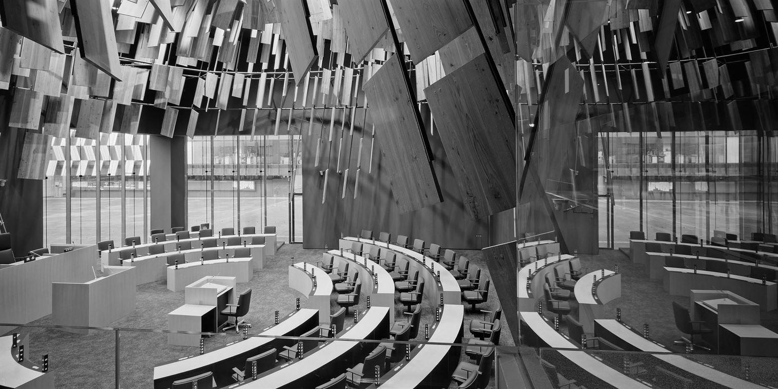 בית העירייה היפני שמושך יותר מבקרים מאשר פארקי שעשועים