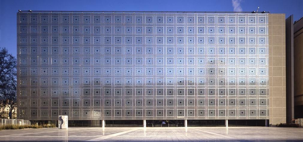 Institut du Monde Arabe – Mousharabieh
