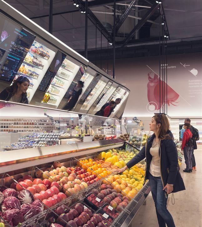 הסופרמרקט של העתיד