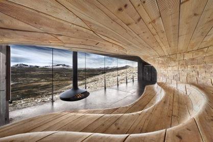 Architects: Snøhetta