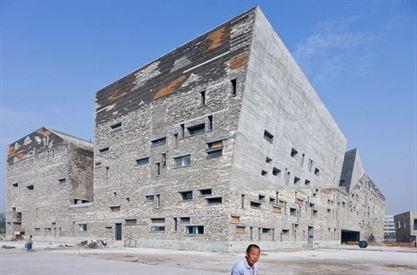 Architects: Wang Shu, Amateur Architecture Studio
