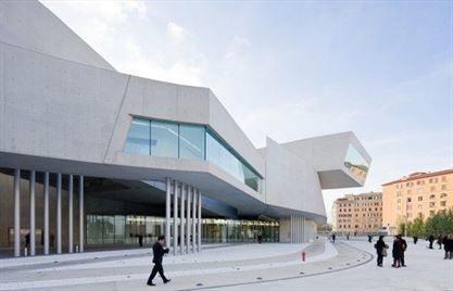 Architect: Zaha Hadid Architects