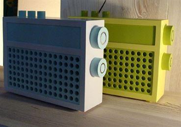 המעצב הגרמני Martin Bramer עם ה- Monobox