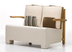 Hella Jungerius, The Worker Sofa, 2007. Vitra