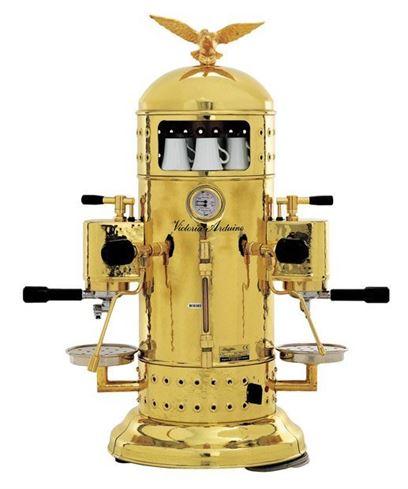 מכונת הקפה ''ונוס'' של ויקטוריה ארדואינו. 70,000 יורו