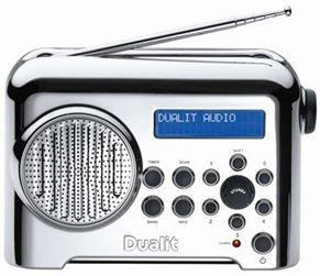 רדיו בסגנון וינטג' של חברת Dualit