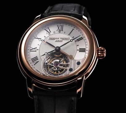 שעון יד מזהב ב-180,000 שקל. מחוג וייס