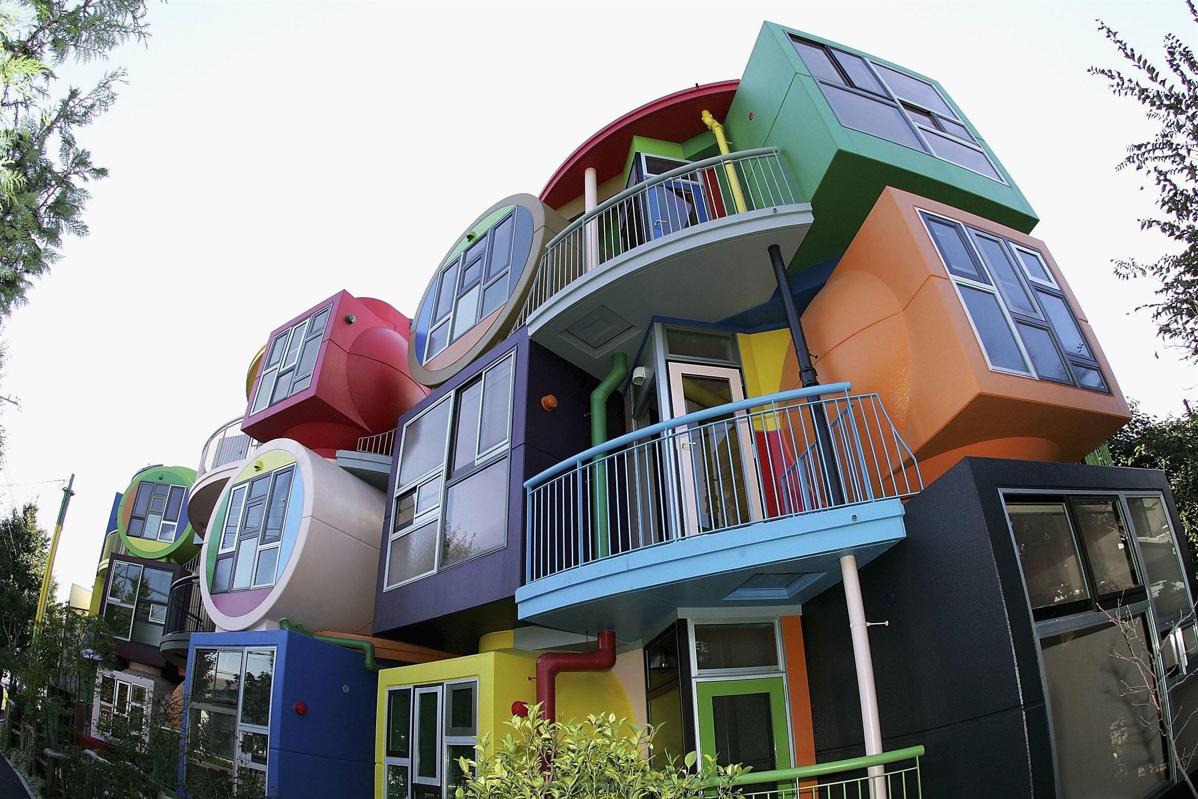 ארכיטקטורה שמאריכה תוחלת חיים