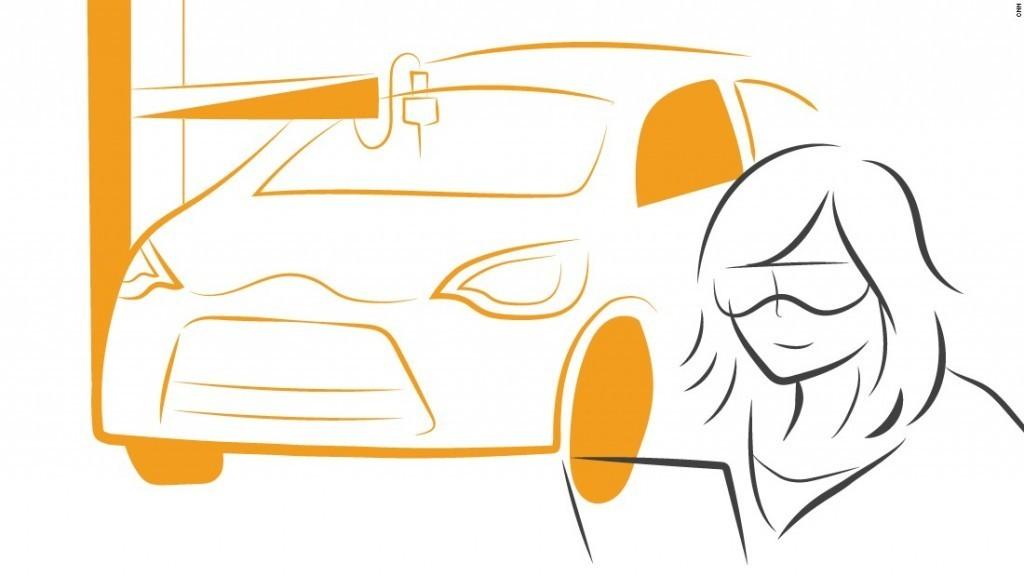 האם המכונית שלך עוצבה על ידי גבר או אישה?