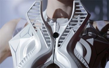 Annouk-Wipprecht-3D-printed-fashion-collection-for-Audi_dezeen_06