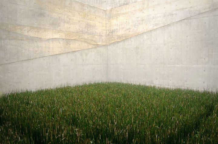 Tadao Ando's Chichu Art Museum