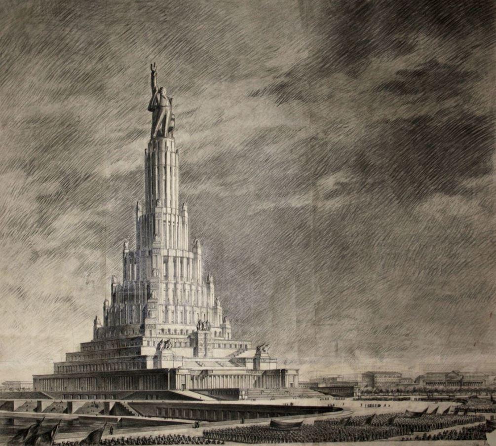 מגאודי ועד חאדיד: הבניינים הטובים ביותר, שמעולם לא ניבנו
