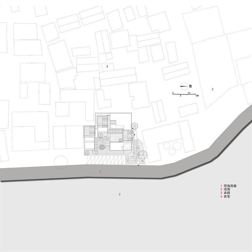 2总平面图-floor-plan