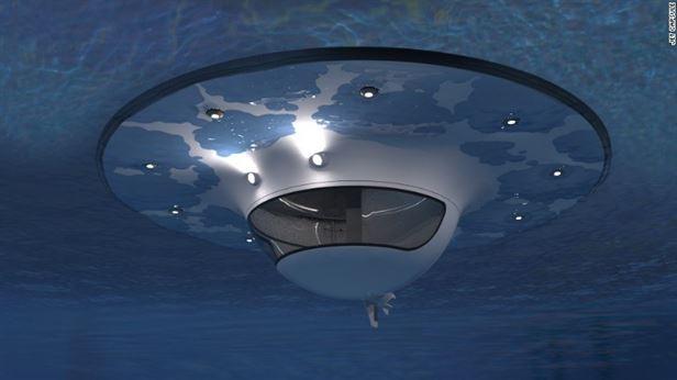 UFO – מפיברגלס, החברה היצרנית האיטלקית שמאחורי המושג Jet Capsule