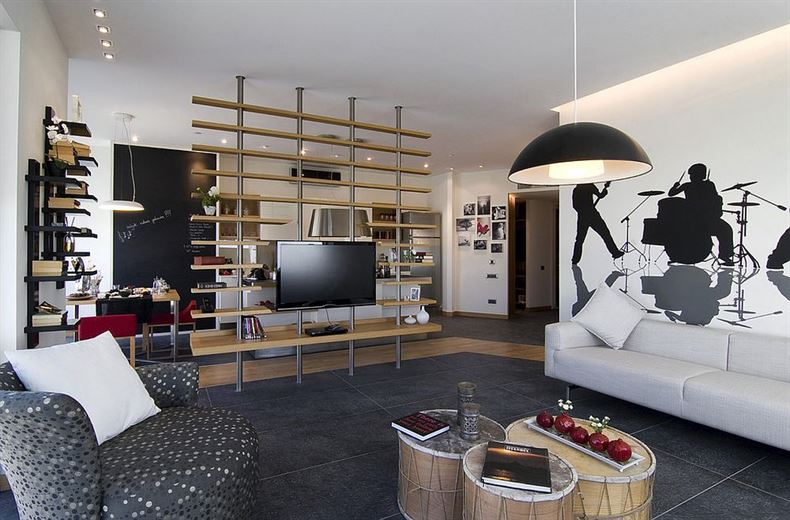 Turn-the-trendy-media-unit-into-room-divider-in-the-open-plan-living