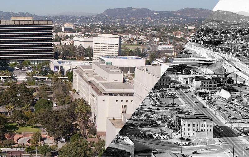 לפני-ואחרי: כיצד ערים מפורסמות השתנו עם הזמן