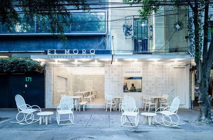 El Moro (Mexico City, Mexico) Cadena + Asociados Concept Design