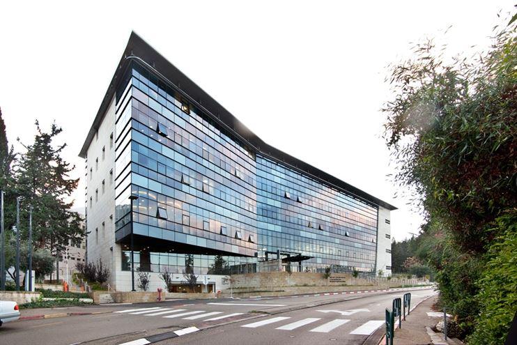 """בנין הפקולטה להנדסת מכונות ע""""ש ד. דן ובטי קאהן, הטכניון, חיפה"""