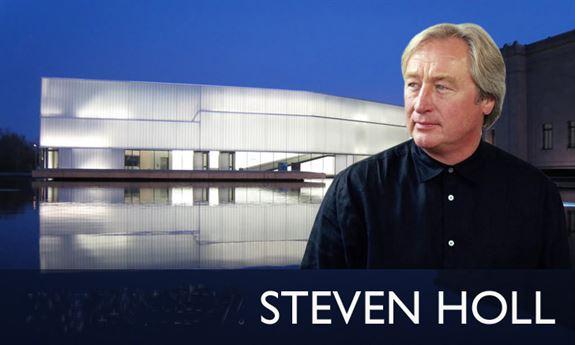 סטיבן הול על תכנון ירוק
