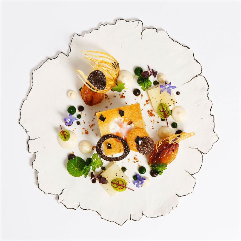 צלחות מסעדה היפות ביותר בפאריס