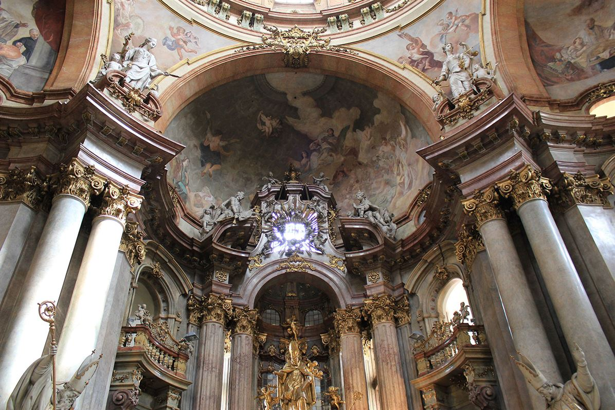 Prague-architecture-St-nicholas-church