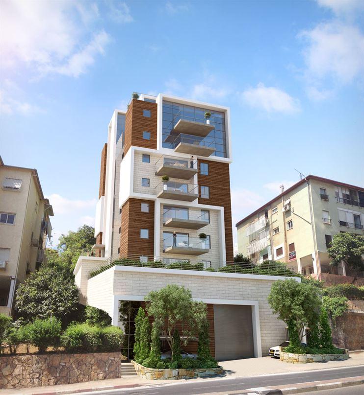 התחדשות עירונית בחיפה: שמשון 44