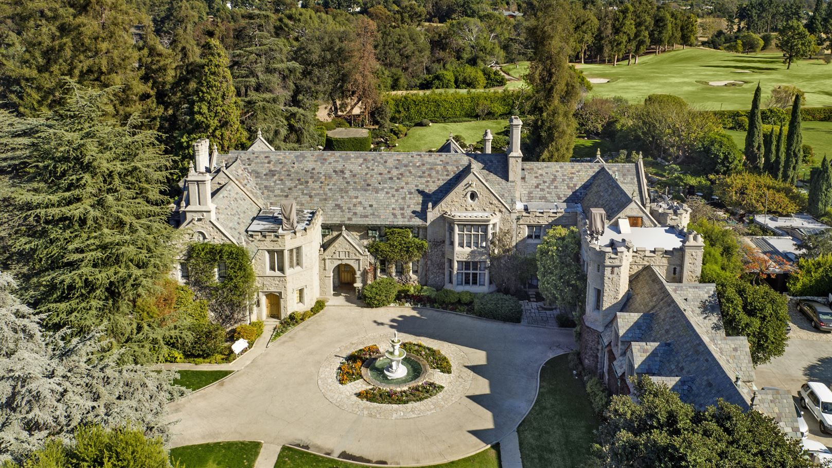 The Playboy Mansion, Los Angeles