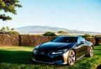 מבחן רכב: Lexus LC500