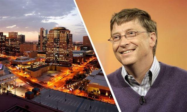 Bill-Gates-Smart-City-Belmont-Arizona