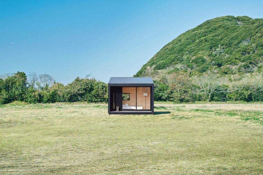 MUJI מציעה בתים קטנים בזול