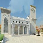 מסגד אלדה'ר, אום אלפחם