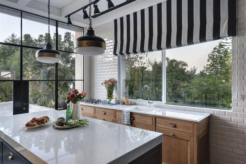 תכנון, אדריכלות ועיצוב שרה ונירית פרנקל - צלם עודד סמדר מטבחי VALCUCINE) (1)