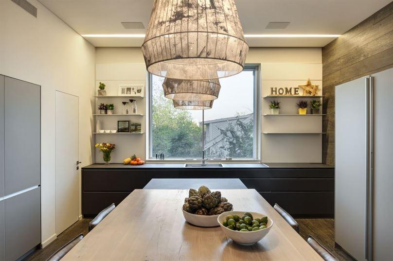 תכנון, אדריכלות ועיצוב שרה ונירית פרנקל - צלם עודד סמדר מטבחי VALCUCINE) (2)